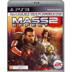 Foto Jogo Mass Effect 2 PlayStation 3 EA