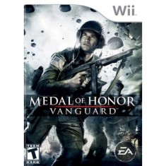 Foto Jogo Medal of Honor: Vanguard Wii EA