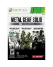 Jogo Metal Gear Solid HD Collection Xbox 360 Konami