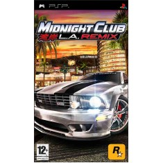 Foto Jogo Midnight Club L.A. Remix Rockstar PlayStation Portátil