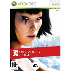 Foto Jogo Mirror´s Edge Xbox 360 EA
