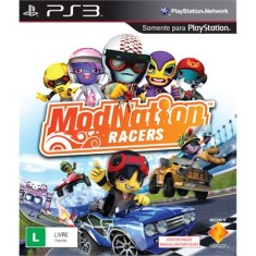 Foto Jogo Modnation Racers PlayStation 3 Sony