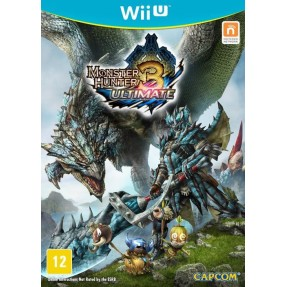 Foto Jogo Monster Hunter 3: Ultimate Wii U Capcom