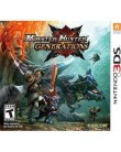 Jogo Monster Hunter Generations Capcom Nintendo 3DS