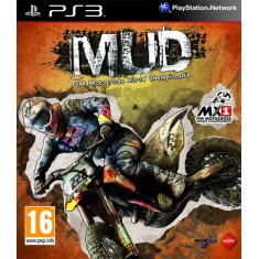 Foto Jogo Mud: Fim Motocross World Championship PlayStation 3 Milestone