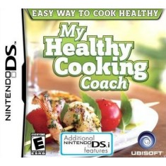 Foto Jogo My Healthy Cooking Coach Ubisoft Nintendo DS