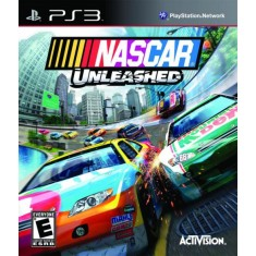 Foto Jogo Nascar Unleashed PlayStation 3 Activision