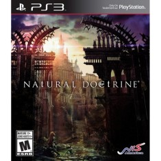 Foto Jogo Natural Doctrine PlayStation 3 NIS