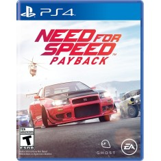 Foto Jogo Need for Speed Payback PS4 EA