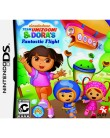 Jogo Nickelodeon Team Umizoomi e Dora's Fantastic Flight 2K Nintendo DS