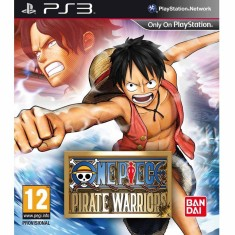 Foto Jogo One Piece: Pirate Warriors PlayStation 3 Bandai Namco