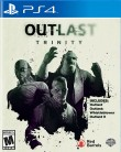 Jogo Outlast Trinity PS4 Warner Bros