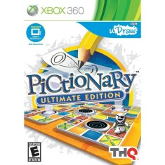 Foto Jogo Pictionary: Ultimate Edition Xbox 360 THQ