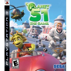 Foto Jogo Planet 51 PlayStation 3 Sega