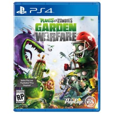 Foto Jogo Plants vs Zombies Garden Warfare PS4 EA