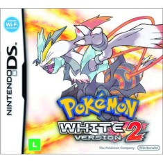 Foto Jogo Pokémon White Version 2 Nintendo DS