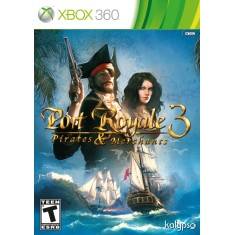 Foto Jogo Port Royale 3: Pirates & Merchants Xbox 360 Kalypso Media
