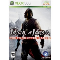 Foto Jogo Prince of Persia The Forgotten Sands Xbox 360 Ubisoft