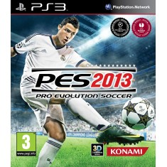 Foto Jogo Pro Evolution Soccer 2013 PlayStation 3 Konami