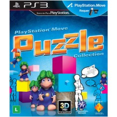 Foto Jogo Puzzle Collection PlayStation 3 Sony