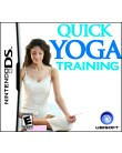 Jogo Quick Yoga Training Ubisoft Nintendo DS