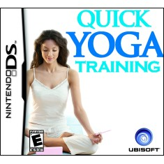 Foto Jogo Quick Yoga Training Ubisoft Nintendo DS