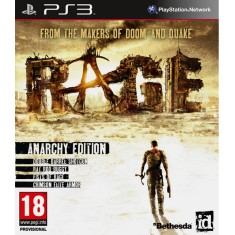 Foto Jogo Rage Anarchy Edition PlayStation 3 Bethesda