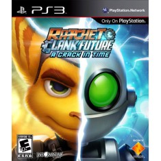 Foto Jogo Ratchet & Clank Future: A Crack in Time PlayStation 3 Sony