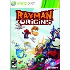 Foto Jogo Rayman Origins Xbox 360 Ubisoft
