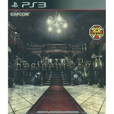 Foto Jogo Resident Evil: HD Remaster PlayStation 3 Capcom