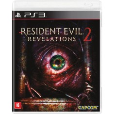Foto Jogo Resident Evil: Revelations 2 PlayStation 3 Capcom