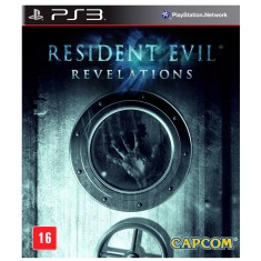 Foto Jogo Resident Evil: Revelations PlayStation 3 Capcom