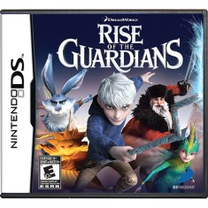 Foto Jogo Rise Of The Guardians DreamWorks Nintendo DS