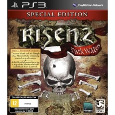 Foto Jogo Risen 2: Dark Waters Special Edition PlayStation 3 Square Enix