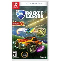 Foto Jogo Rocket League Nintendo Switch