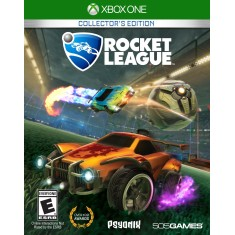Foto Jogo Rocket League Xbox One 505 Games