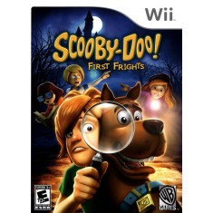 Foto Jogo Scooby-Doo! First Frights Wii Warner Bros