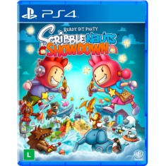 Foto Jogo Scribblenauts Showdown PS4 Shiver Entertainment