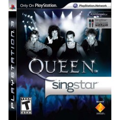 Foto Jogo Singstar: Queen PlayStation 3 Sony