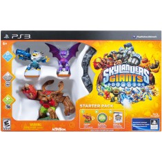 Foto Jogo Skylanders Giants - Starter Pack PlayStation 3 Activision