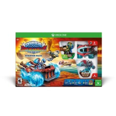Foto Jogo Skylanders SuperChargers Xbox One Activision