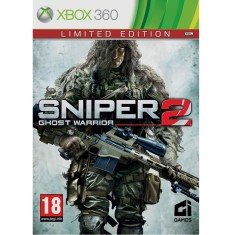 Foto Jogo Sniper: Ghost Warrior 2 Xbox 360 CI Games