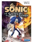 Jogo Sonic and the Secret Rings Wii Sega