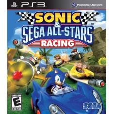 Foto Jogo Sonic & Sega All-Stars Racing PlayStation 3 Sega