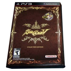 Foto Jogo Soul Calibur V: Collectors Edition PlayStation 3 Bandai Namco