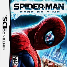 Foto Jogo Spider Man: The Edge of Time Activision Nintendo DS