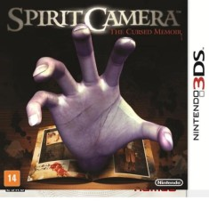 Foto Jogo Spirit Camera: The Cursed Memoir Nintendo 3DS