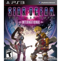 Foto Jogo Star Ocean: The Last Hope International PlayStation 3 Square Enix