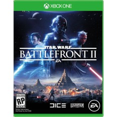 Foto Jogo Star Wars Battlefront II Xbox One EA