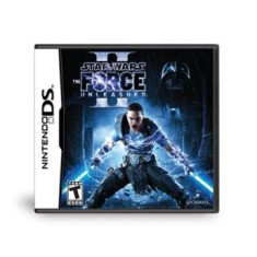 Foto Jogo Star Wars Force Unleashed ll LucasArts Nintendo DS
